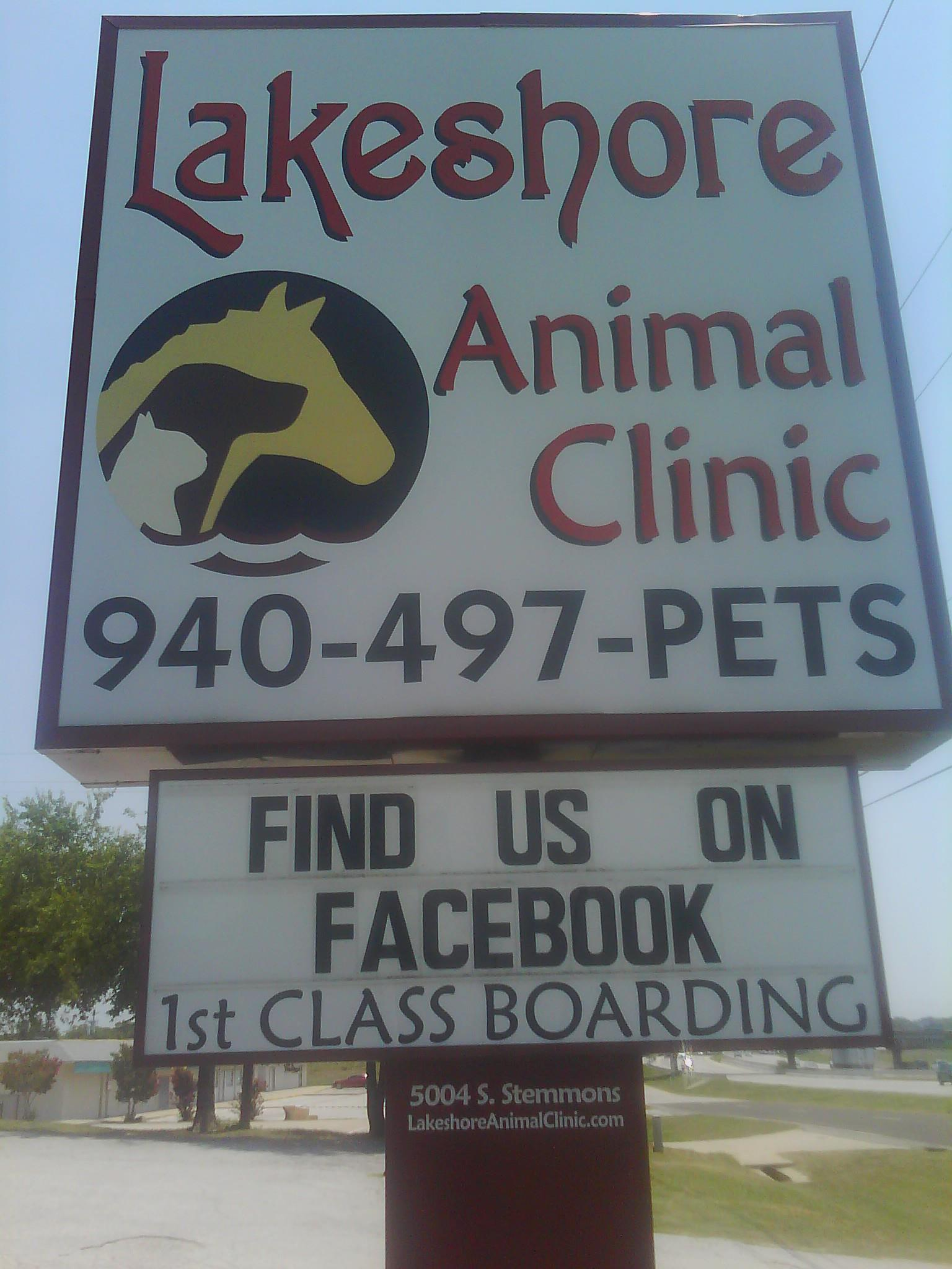 Lakeshore Animal Clinic - Boarding & Grooming - Veterinarian, Lake Dallas, Texas